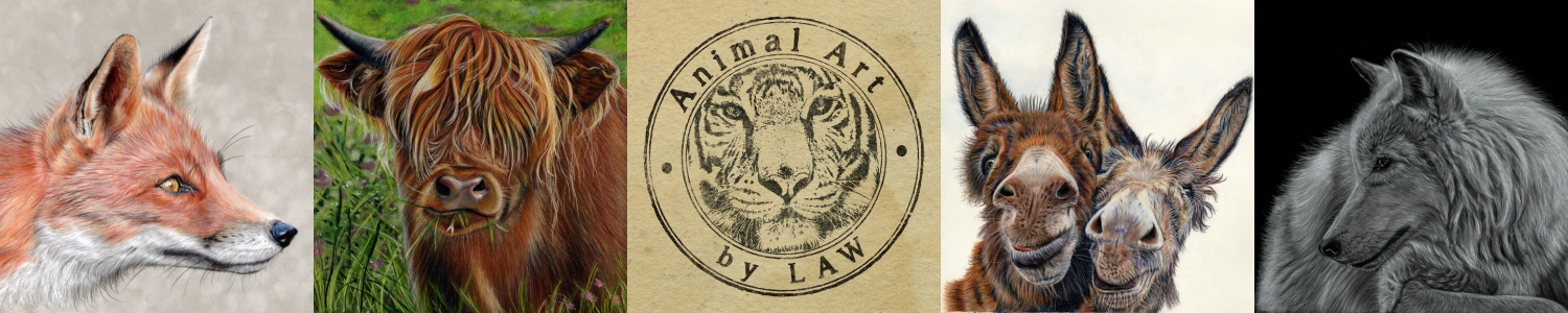 Animal Art by LAW