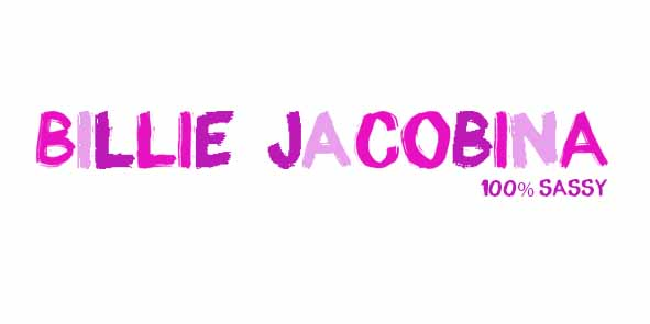 Billie Jacobina / 100% Sassy Clothing