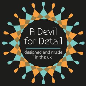 A Devil for Detail
