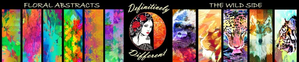 Definitively Different - Designs by Caroline Evans