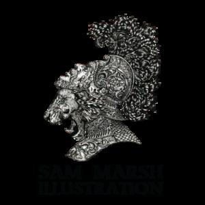 Sam Marsh Illustration