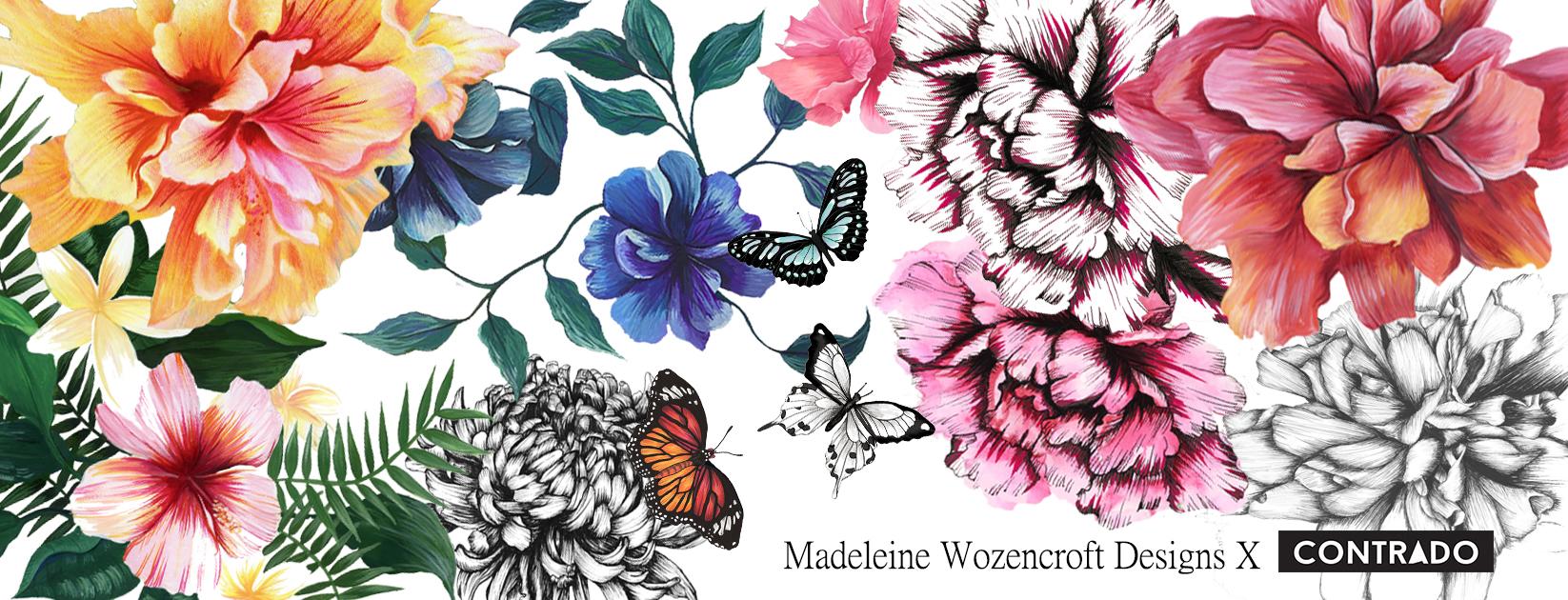 Madeleine Wozencroft