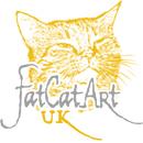 Fat Cat Art UK