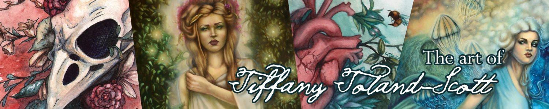 Titopaints: Tiffany Toland-Scott's Fantasy + Gothic Art