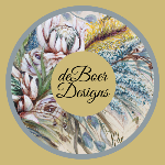 deBoer Designs - acrylic artist - commissions - sales