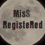 MISS REGISTERED