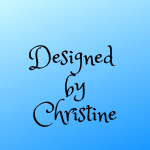 Designed by Christine