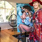 Corina Hazlett Design -Art the ultimate form of Fashion