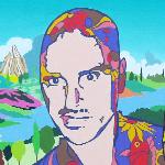 Laurent Vermeersch, painter